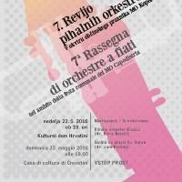 7. Revija pihalnih orkestrov