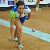 Ženska ekipa v BK Hrvatini