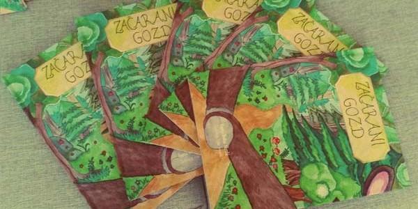 Pravljica Začarani gozd