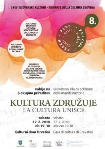 kultura, Hrvatini, skupnost krajanov
